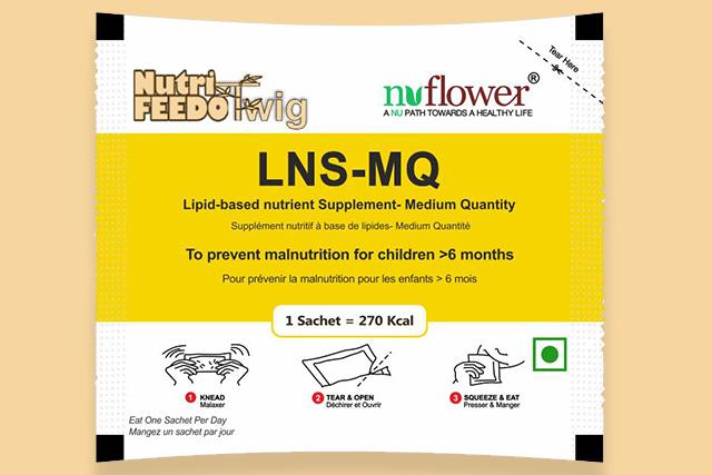 lipid based nutrient supplement in india-nuflowerfoods